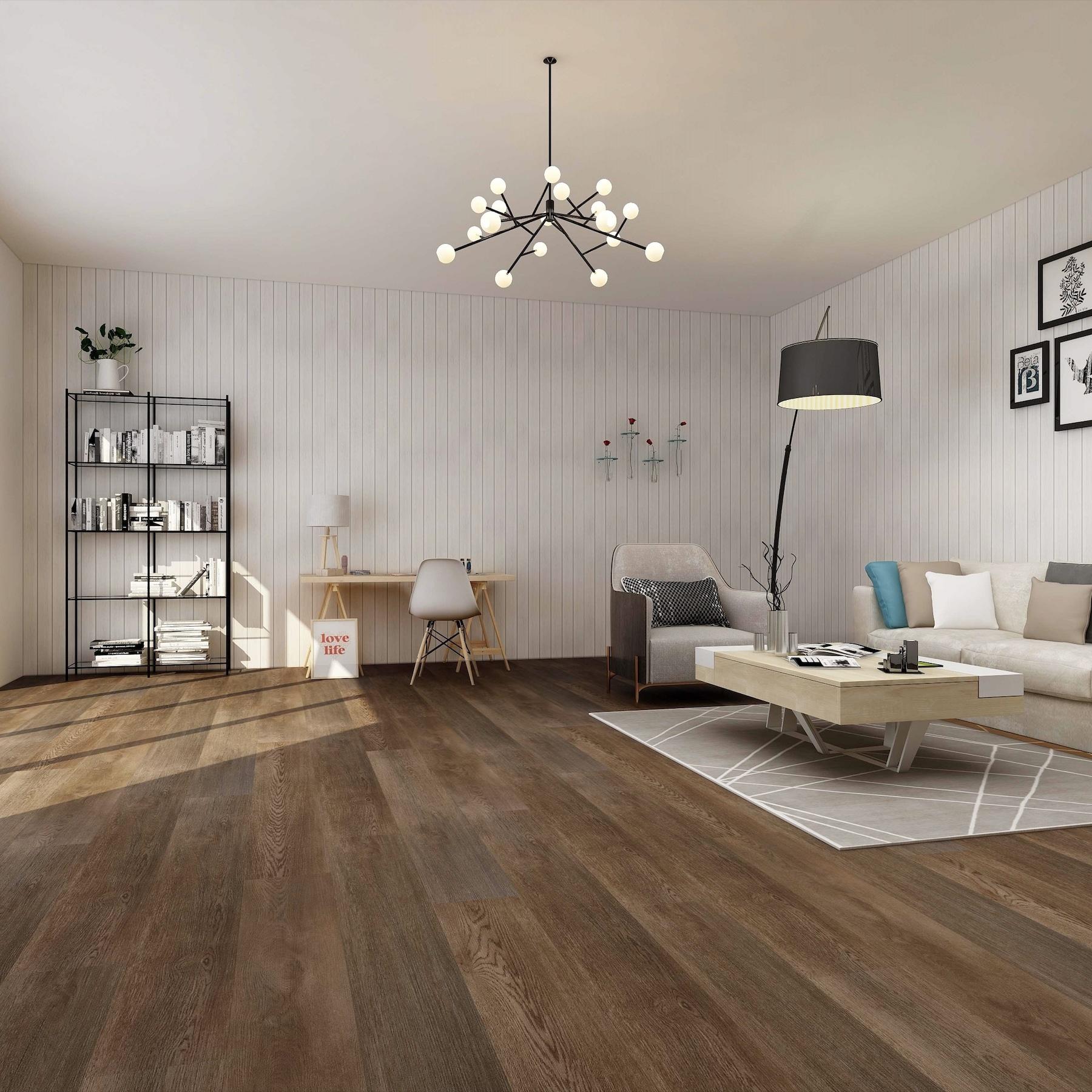 Hybrid Flooring Vintage Evian Oak The Flooring Guys