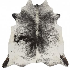 COWHIDE-NAT-SPBL Cowhide Multi Rug - The Flooring Guys