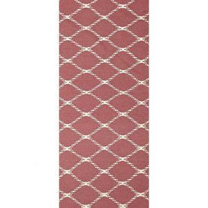 NOM-19-PINK-RU Flat Weave Pink Rug - The Flooring Guys