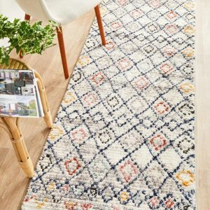 MKS-666-MLT-RU Contemporary Multi Rug - The Flooring Guys
