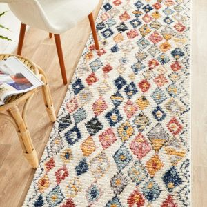 MKS-333-MLT-RU Contemporary Multi Rug - The Flooring Guys