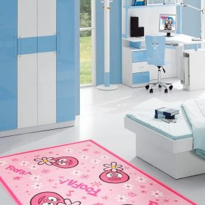 YGG-3-PINK-150X100 Kids Multi Rug - The Flooring Guys