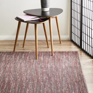 HAR-904-PINK Modern Pink Rug - The Flooring Guys