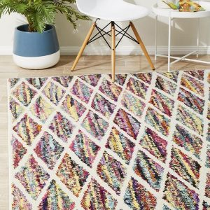 GEM-502-MULT Modern Multi Rug - The Flooring Guys