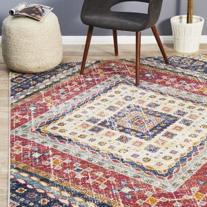 BLN-203-MULT Modern Multi Rug - The Flooring Guys